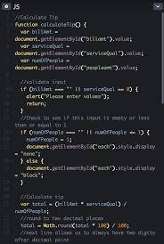 دستور العمل های جاوا اسکریپت